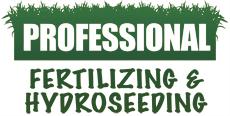 Professional Fertilizing & Hydroseeding